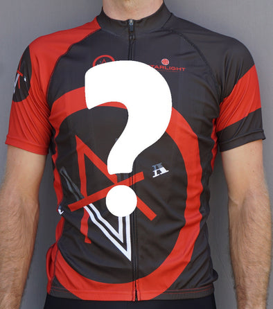 Grab Bag Men's Club or Race Fit Sample Jersey
