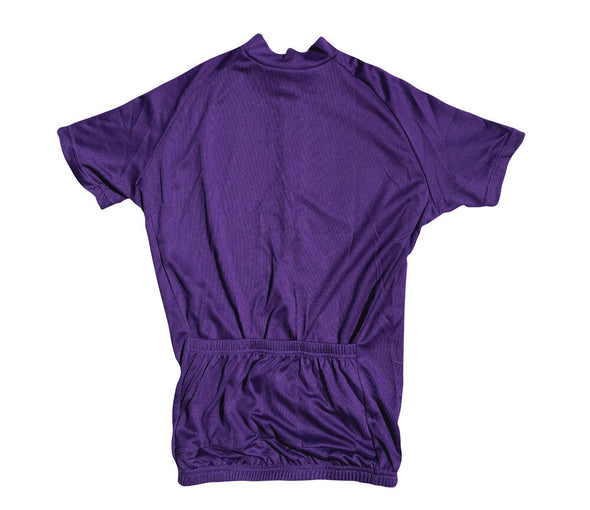 Women's Race Jersey Purple