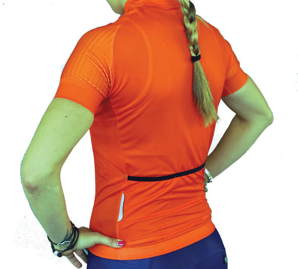 Women's Air Speed Jersey Orange
