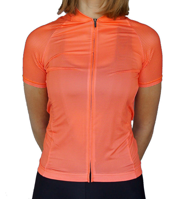 Women's Pro Summer Jersey Coral