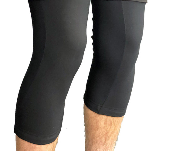 The Black Knee Warmers