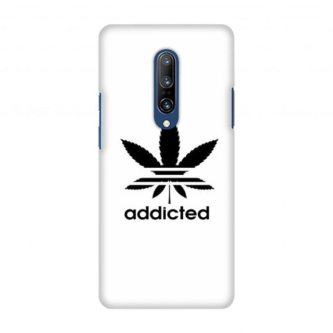 Addicted Slim Hard Shell Case For OnePlus 7 Pro