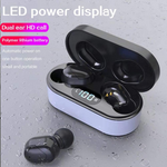 TWS Wireless Earphones Bluetooth 5.0 Earbuds Headphones MS1 Model