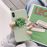 TPU Phone Case For iPhone XR XS Max 7 8 6 6S Plus SE 2020 12 mini Heart Cartoon Milk Tea Cover For iPhone 11 Pro Shell Fundas