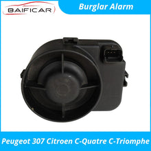 Load image into Gallery viewer, Baificar Brand New Genuine Car Burglar Alarm 9661994180 3PIN for Peugeot 307 Citroen C-Quatre C-Triomphe