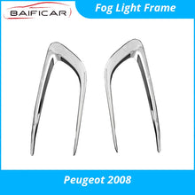 Load image into Gallery viewer, Baificar Brand New Genuine Fog Light Frame Lamp Cover Shell Original Part for Peugeot 2008