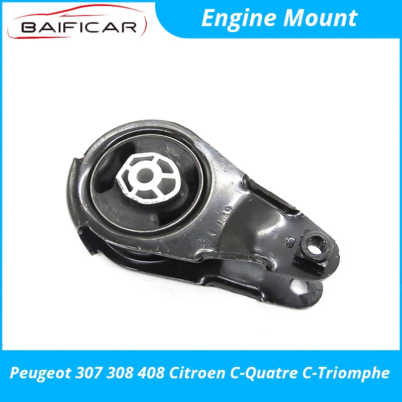 Baificar Brand New High Quality Engine Mount Lower A Mounting Bracket for Peugeot 307 308 408 Citroen C-Quatre C-Triomphe