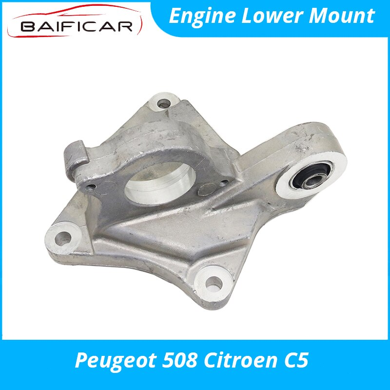 Baificar Brand New High Quality Engine Mount Lower Right Mounting Bracket for Peugeot 508 Citroen C5