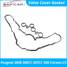Load image into Gallery viewer, Baificar Brand New High Quality Valve Cover Gasket Seal for Peugeot 3008 308CC 207CC 508 Citroen C5 1.6T EP6 163