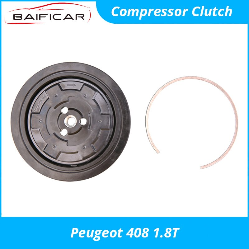 Baificar Brand New Quality Compressor Clutch Air Conditioner AC for Peugeot 408 1.8T