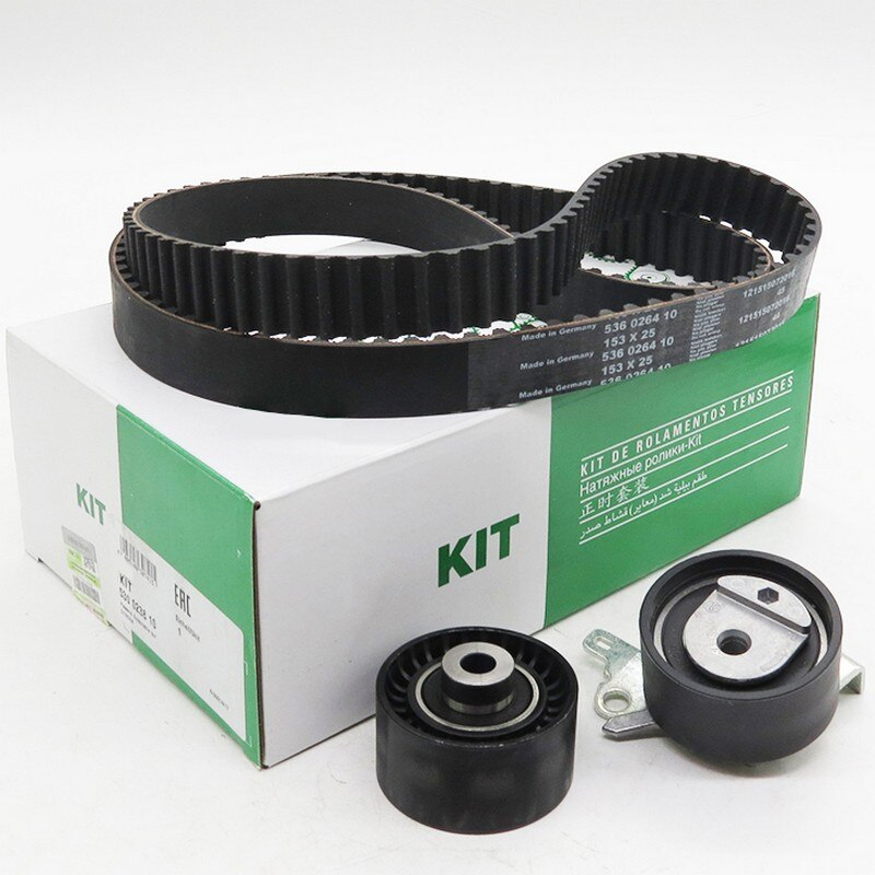 Baificar Brand New Quality Timing Kit Belt Tensioner Idler For Peugeot 301 307 308 408 Citroen C-Elysee Sena C-Quatre C-Triomphe