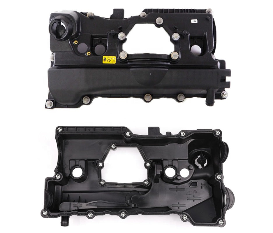 OEM 11127568581 11127568582 11127509523 11127526671 BMW 3 Series x1 Top Cylinder Head Engine Rocker Valve Cover