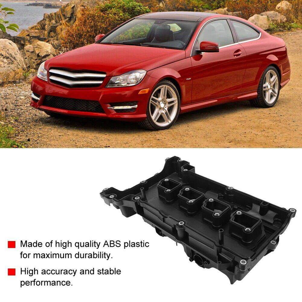 Rocker Valve Cover Fit For Mercedes-Benz C250 SLK250 1.8L 1796CC A2710101730
