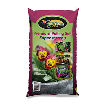 Greenhouse Gold - Premium Potting Soil - 2 CuFt