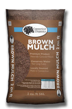 Load image into Gallery viewer, Bagged - Brown Mulch - 2 Cu. Ft.