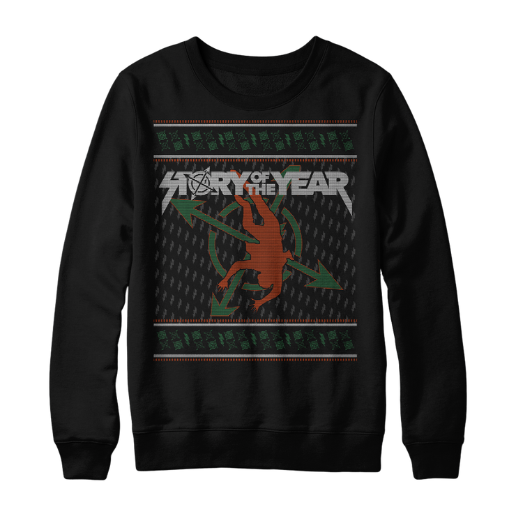 Holiday Crewneck Sweater