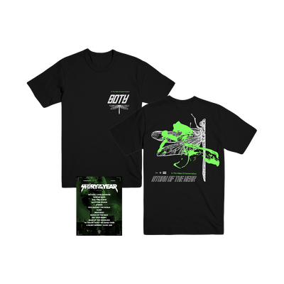 Transmission 1 Exclusive Merch Bundle (w signed set list)
