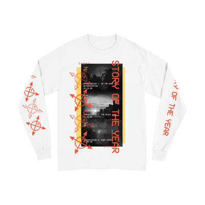 Ghost Signal Long Sleeve