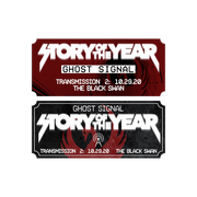 Ghost Signal Ticket Bundle (ALL 3 SHOWS)