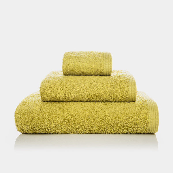 Pistachio New Plus Towels