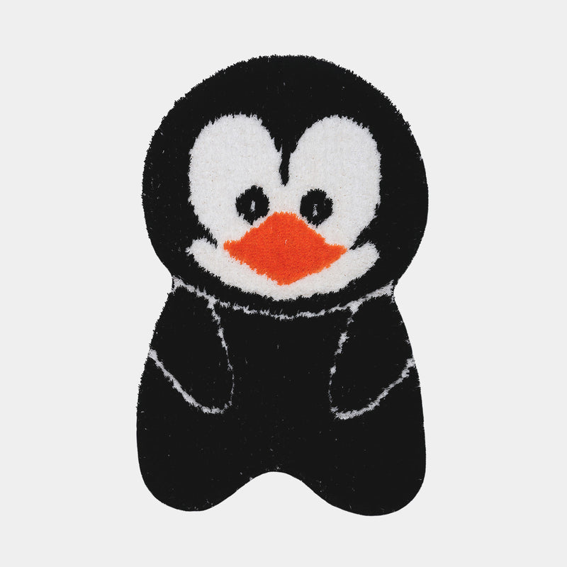Penguin Bath Rug