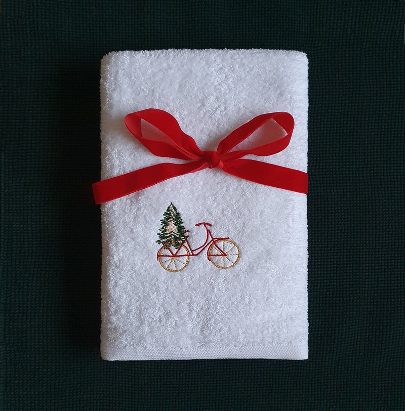 Xmas Bicycle Set