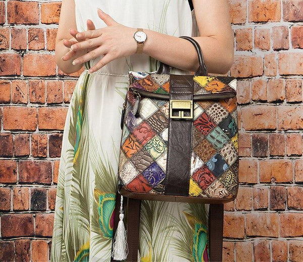 Ethnic Style Travel Backpack freeshipping - looksCares