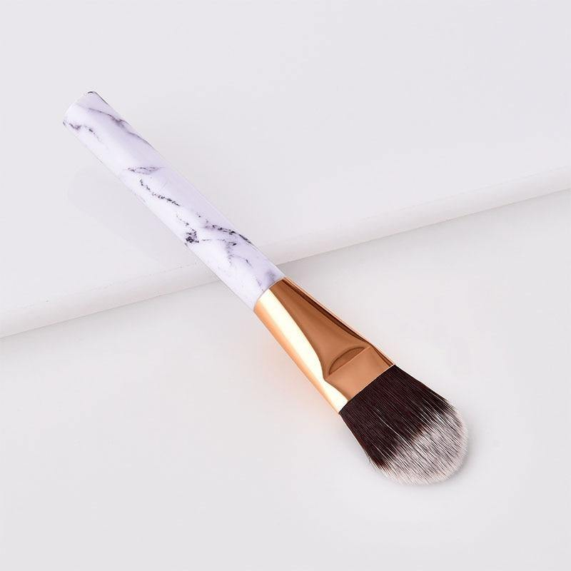 Marbling Texture Makeup Brushes freeshipping - looksCares