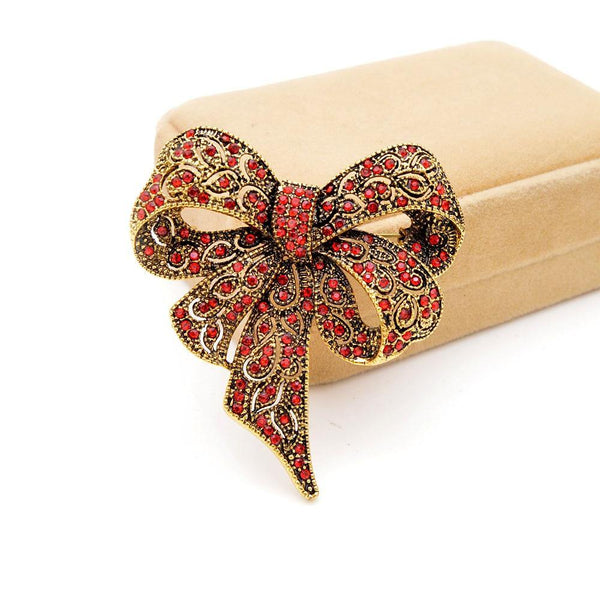 Large Bowknot Pin Brooch freeshipping - looksCares