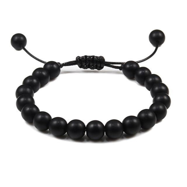 Natural Lava Rock Bracelets freeshipping - looksCares