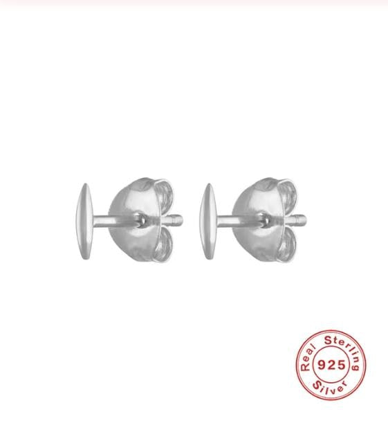 Tiny Minimalist Studs Earrings freeshipping - looksCares