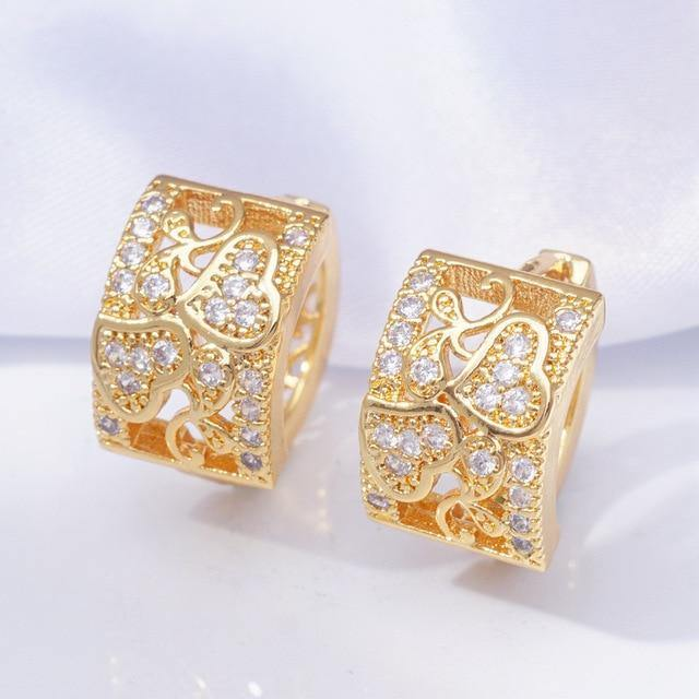 Stylish Luxury Earrings freeshipping - looksCares