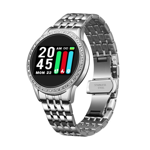 Real Heart Rate Monitor Smartwatch freeshipping - looksCares