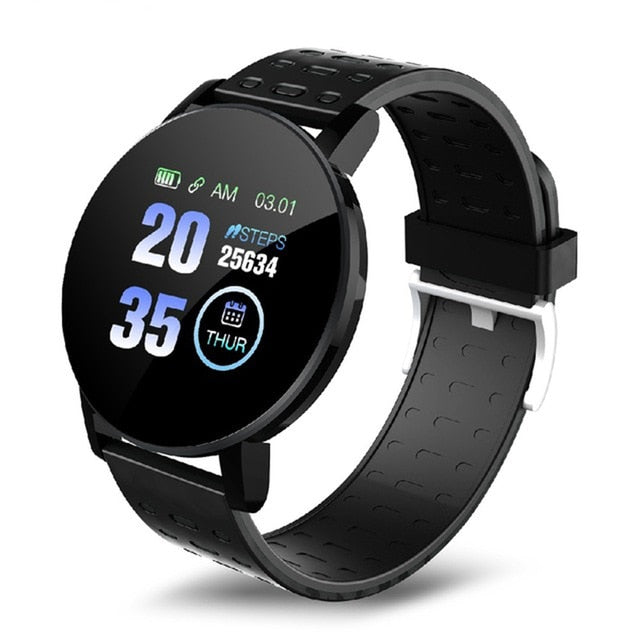 Smartwatch Men& Women Fitness Tracker freeshipping - looksCares