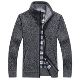 Men Faux Fur Jacket freeshipping - looksCares