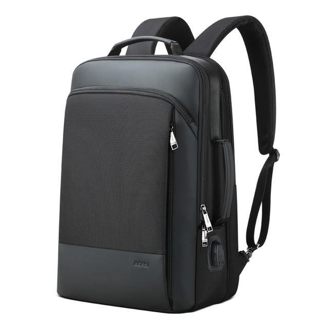 Men`s Expandable Weekend Anti Theft Business Backpack freeshipping - looksCares
