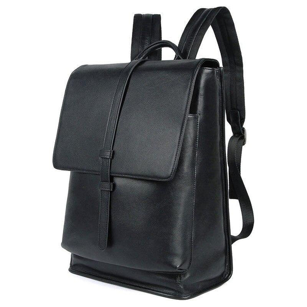 Cover Black Travel Backpack Bag freeshipping - looksCares