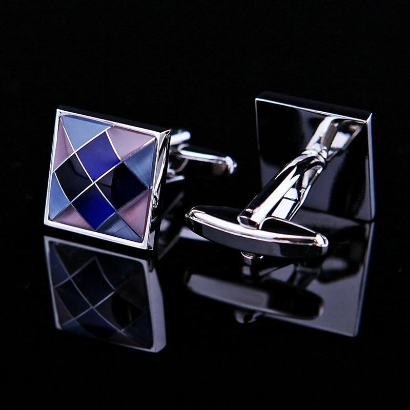 Groom Colorful Cufflink freeshipping - looksCares