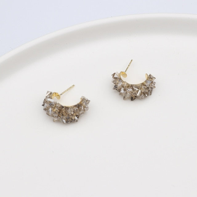 Pearl Simulated  Earrings freeshipping - looksCares