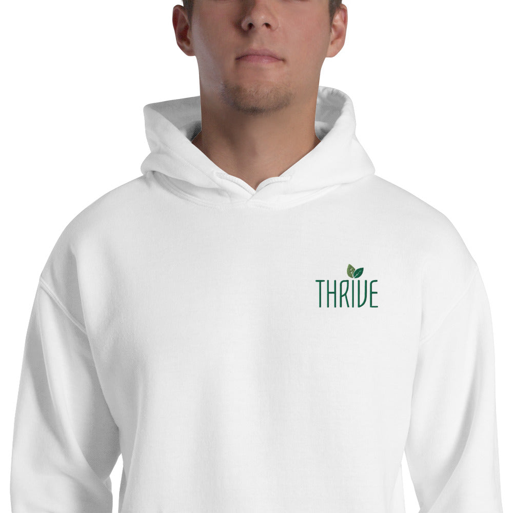 Thrive Embroider Unisex Hoodie