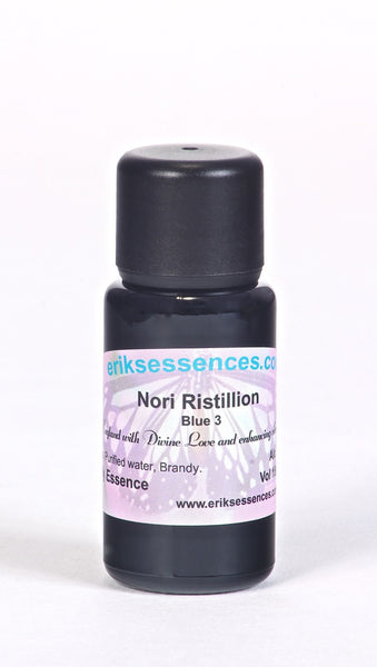BE 18. Nori Ristillion - Blue 3 Butterfly Essence. 15ml