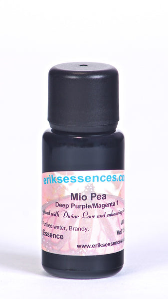 BE 57. MIO PEA – Deep Purple/Magenta 1 Butterfly Essence. 15ml