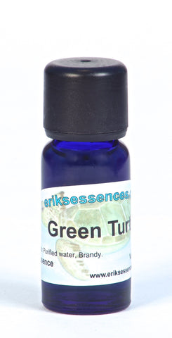 SE 44. Green Turtle Sea Essence (Gamea - female & Peara - male ). 15ml