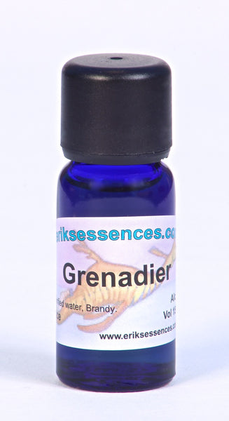 SE 37. Grenadier -  pale olive-greenish gold. Sea Essence. 15ml
