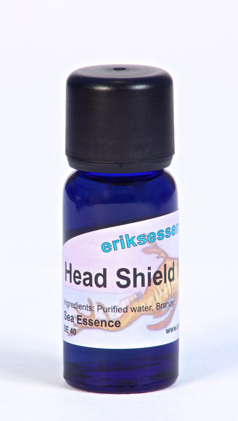 SE 40. Head Shield Nudibranch - pale lemon. Sea Essence. 15ml