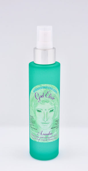 Gel k.  Aranha God Elixir. 100ml