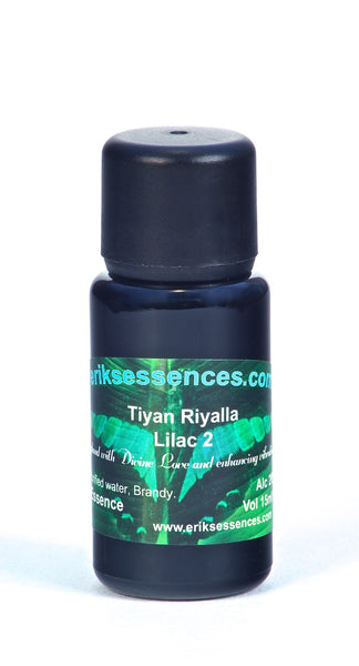 BE 31. Tiyan Riyalla – Lilac 2 Butterfly Essence. 15ml