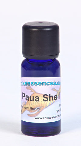 SE 31. Paua Shell - royal blue. Sea Essence. 15ml