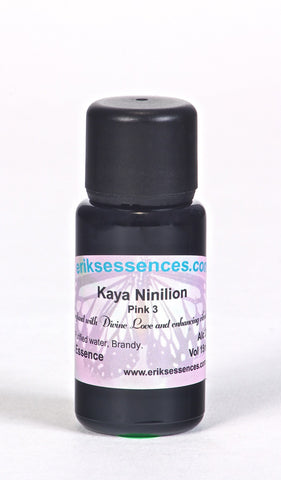 BE 09. Kaya Ninilion - Pink 3 Butterfly Essence. 15ml