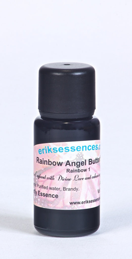 BE 84. Rainbow Angel Butterflies. 15ml